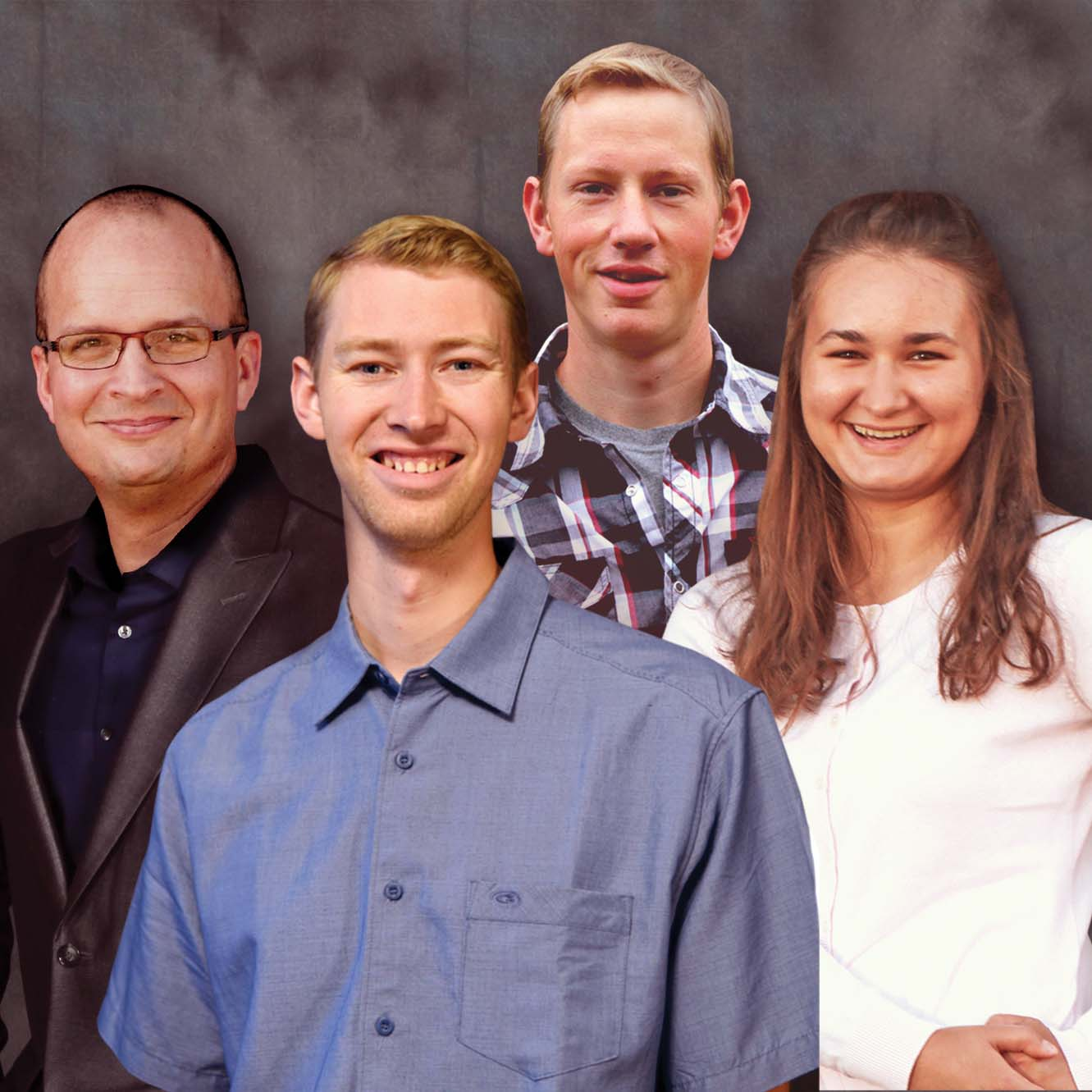 Gospel Echoes Canada West Team