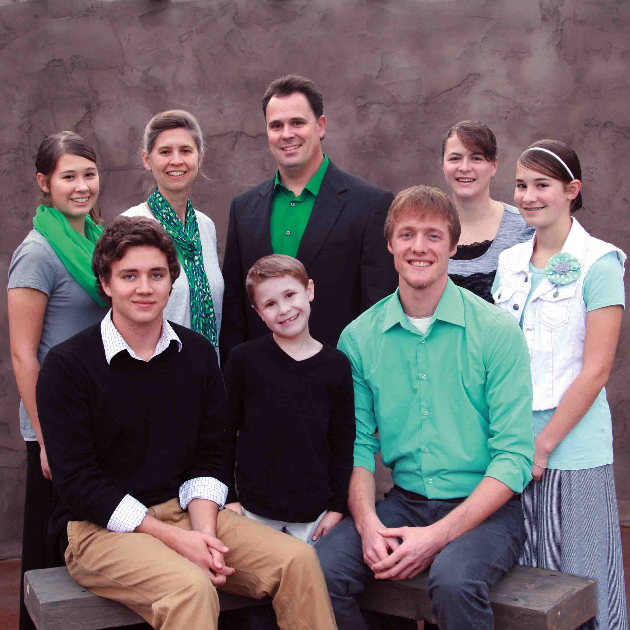 Gospel Echoes Crossroads Team